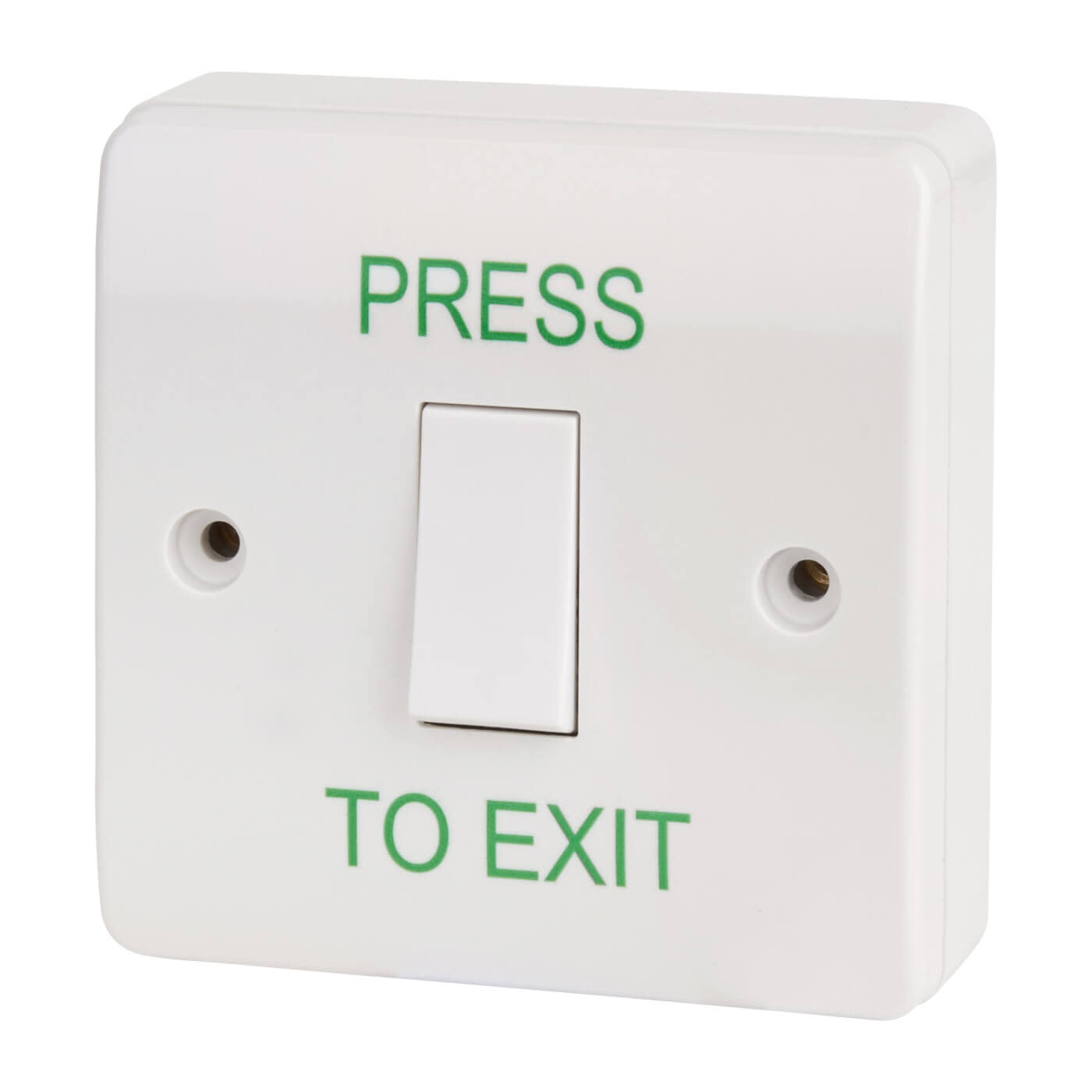 Egress Button - 85 x 85mm)