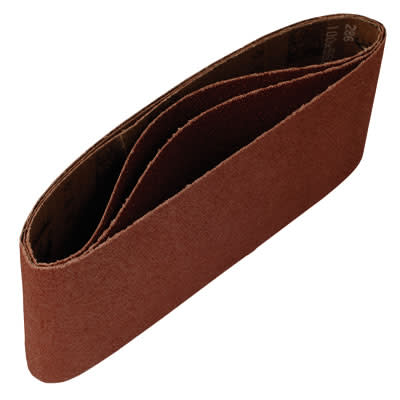 Mirka Hiolit X Portable Belts - 100 x 610mm - Grit 120 - Pack 10)
