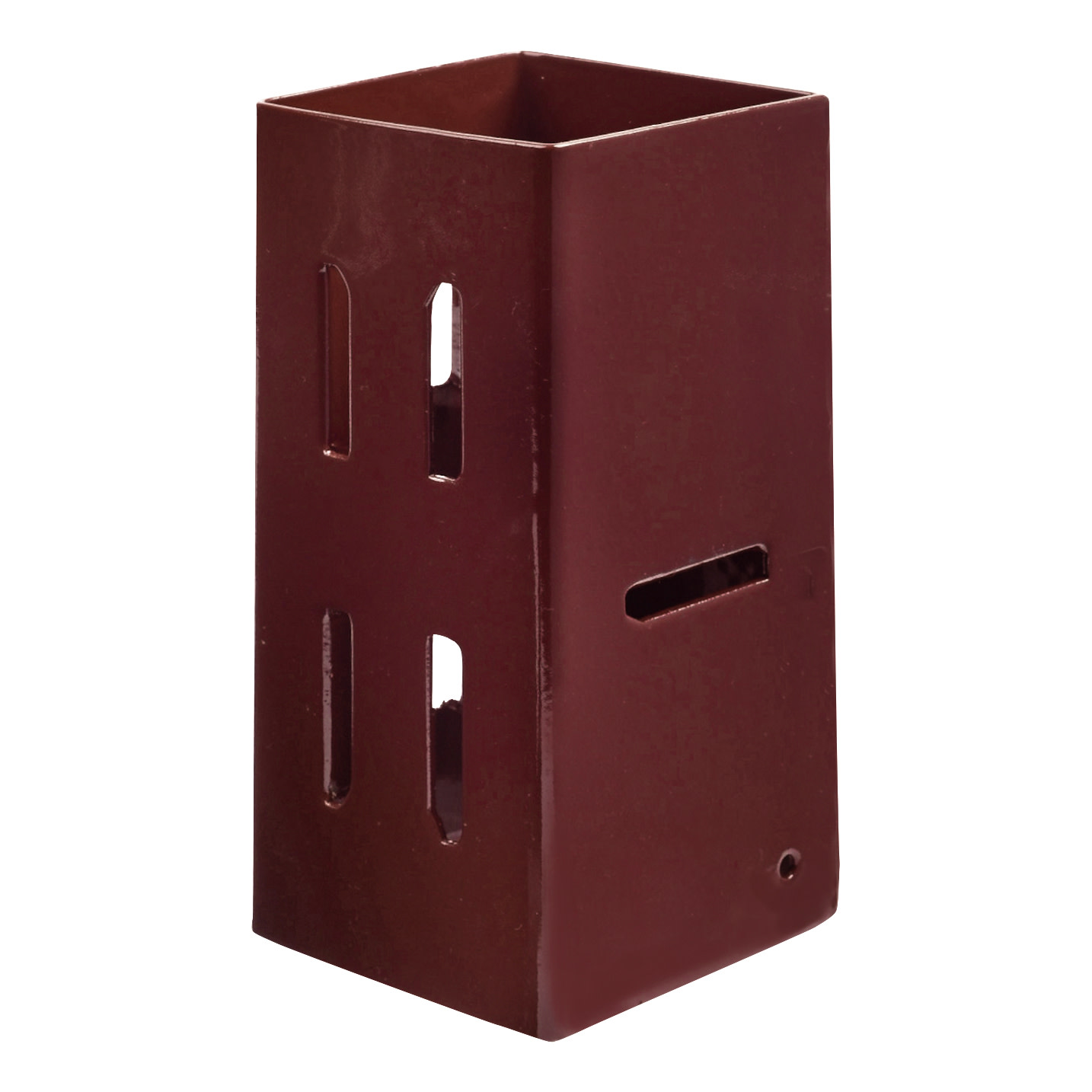 Taurus Fence Post Extender - 75mm - Oxide Red)