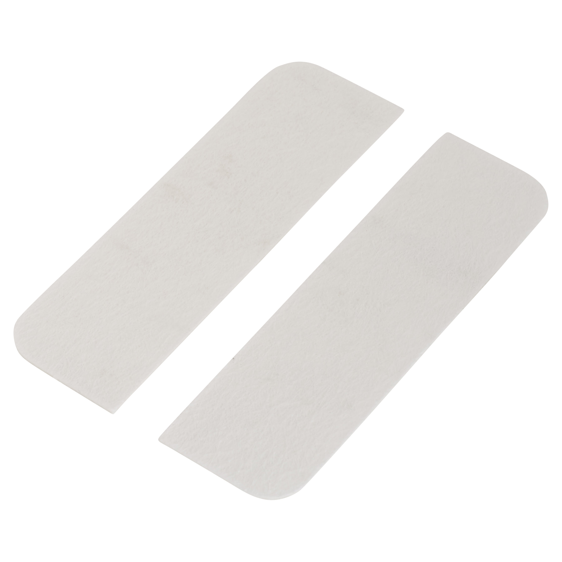 Interdens® Radiused Intumescent Pads For FD30 & FD60 - 100 x 30 x 1mm - Pack 24)
