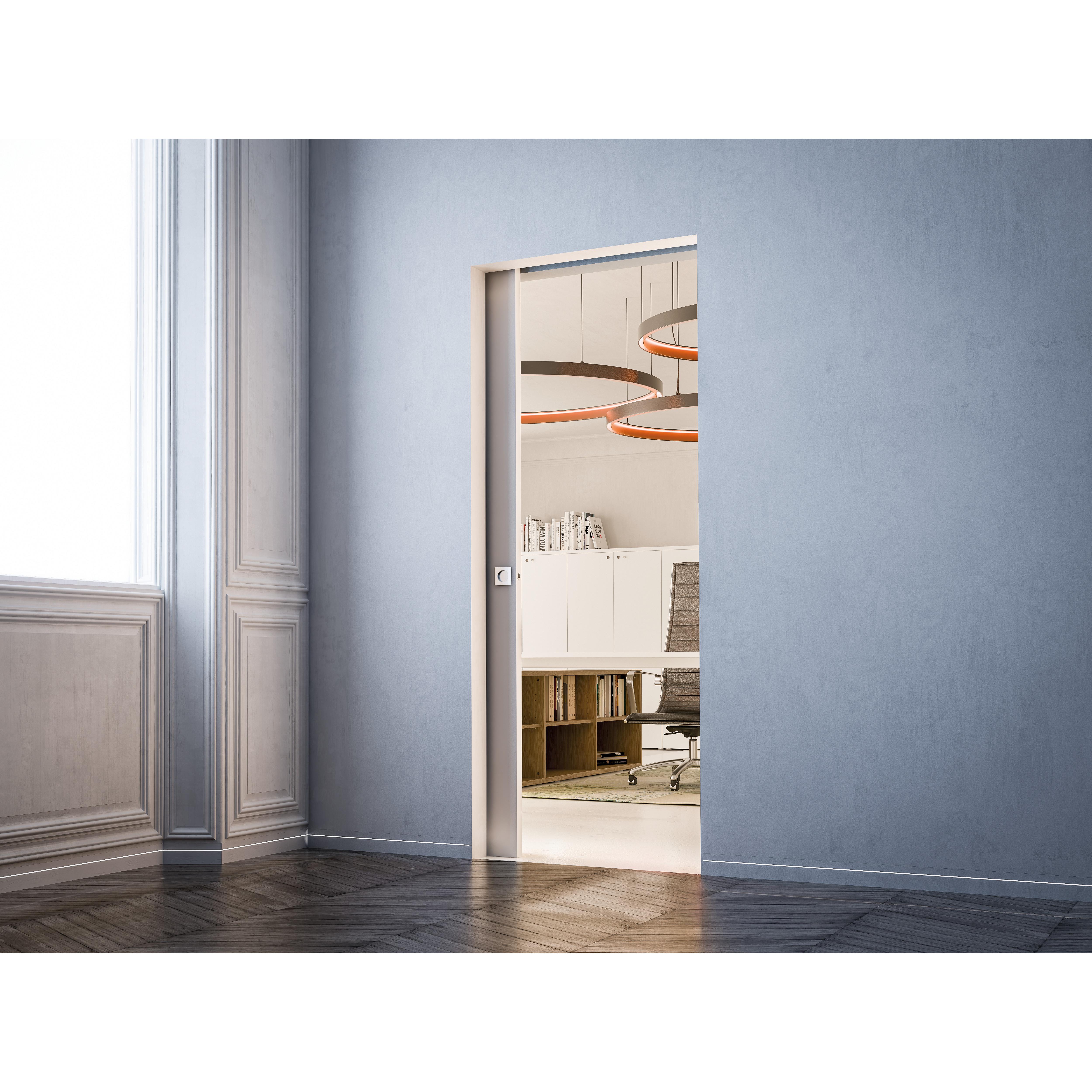 Eclisse Syntesis Single Door Kit - 100mm Wall - 686 x 1981mm Door Size)