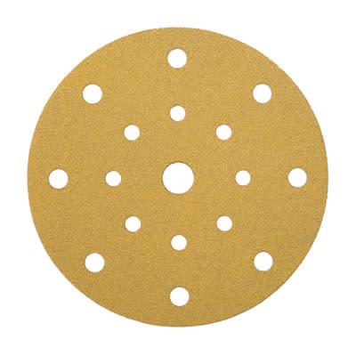 Mirka Gold Disc 17 Hole Festool Multi Jetstream - Grit 40 - Pack 50)