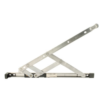 Restrictor Friction Hinge - uPVC/Timber - 16mm Stack - 24 inch / 600mm - Top Hung - Pair)