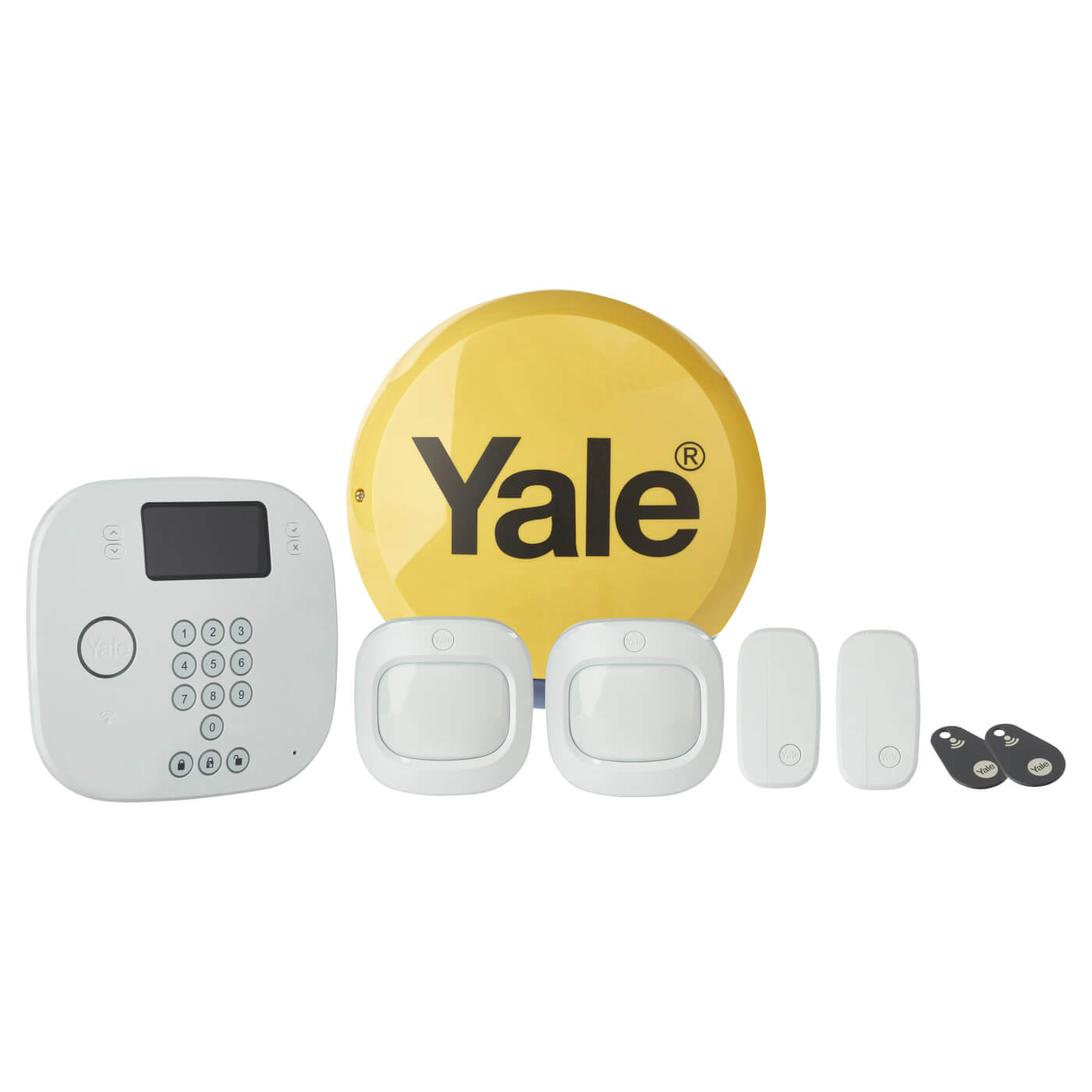 Yale Intruder Alarm Kit (IA-220)