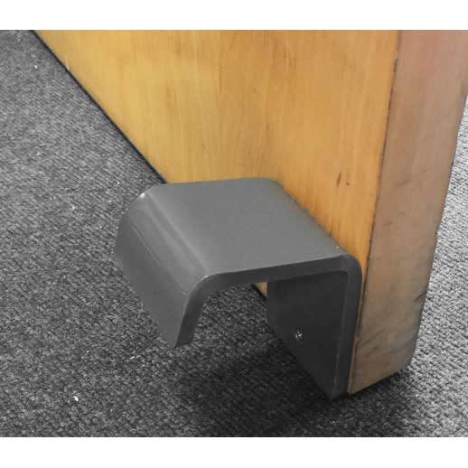 Hands Free Pull Door Foot Opener - 102 x 70 x 129mm - Grey