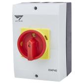 40A 4 Pole Rotary Isolator Waterproof - IP65)