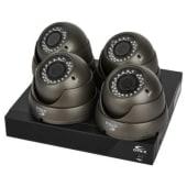 Qvis 8 Channel CCTV Kit )