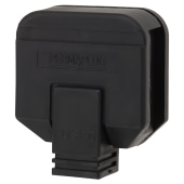 BG 13A HD Plug - Black)