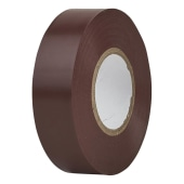 Directa 19mm Roll PVC Tape - 20m - Brown)