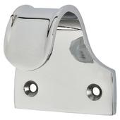 Budget Sash Finger Lift - 50 x 35mm - Polished Chrome)