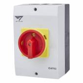 63A 4 Pole Rotary Isolator Waterproof - IP65)