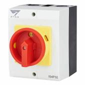 32A 4 Pole Rotary Isolator Waterproof - IP65)
