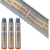 Paslode IM90I Nail - First Fix - 51 x 2.8mm - Galv Plus - Pack 3300)