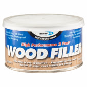 Bondit 2 Part Wood Filler - 275ml - Dark Oak)
