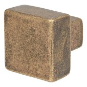 Crofts & Assinder Telford Iron Cabinet Knob - 30mm - English Bronze)
