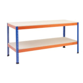 Rapid 1 Commercial Heavy Duty Workbench - 915 x 1830 x 915mm)