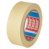 Tesa 4323 General Purpose Paper Masking Tape - 25mm x 50m)