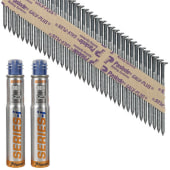 Paslode IM90I Nail - First Fix - 75 x 3.1mm - HDGV - Pack 2200)