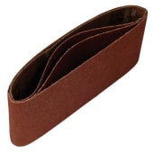 Mirka Hiolit X Portable Belts - 100 x 610mm - Grit 60 - Pack 10)