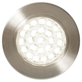 Forum Pozza 1.5W LED Under Cabinet Light - Satin Nickel)