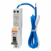 Contactum 20A 10kA Single Pole 3 Phase RCBO - Type B)
