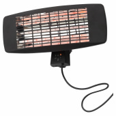 Forum Blaze Wall Mounted Patio Heater - Variable Wattage)