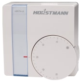 Horstmann HRT4-A Mains powered Dial Setting Electronic Room Thermostat)
