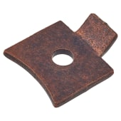 ION Standard Flat Bookcase Clip - Bronze Plated - Pack 10)