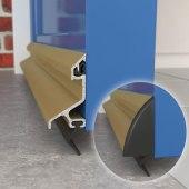 Exitex Standard Rain Deflector and Drip Bar - 914mm - Gold)