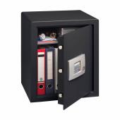 Burg Wächter P 4 E PointSafe Electronic Safe - 500 x 416 x 350mm - Black)
