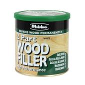 Timbafil 2 Part Styrene Free Wood Filler - 770ml - White)