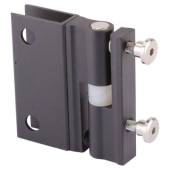 Premier Self Closing Hinge - Black Textured - 17-19mm Panels)