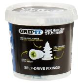 Grip It® Plasterboard  Self Drive - 200 Pack)