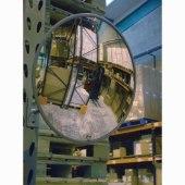 Interior Acrylic Convex Mirror - 500mm Diameter)