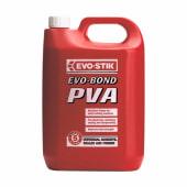 Evo-Stik Evo-Bond PVA Sealer and Primer - 5000ml)