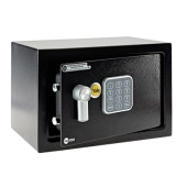 Yale® Home Safe - 250 x 350 x 250mm - Black)