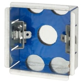 Click Scolmore Fire Rated Dry Line Box - 35mm  - 1 Gang )
