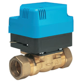 HORSTMANN ZonePlus Z228 XL Motorised Valve 28mm 2-Port)