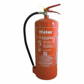 Water Fire Extinguisher - 9 Litre)