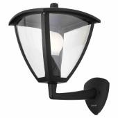 Stanley Aluminium Panel Lantern E27 - Black)