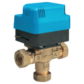 HORSTMANN ZonePlus Z322 XL Motorised Valve 22mm 3-Port)