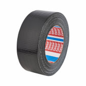 Tesa 4613 Multipurpose Universal Cloth / Duct Tape - 48mm x 50m - Black)