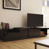 Ducasse 20kg Straight Sliding Cabinet System - 1.5 metres Track)