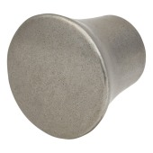 Crofts & Assinder Salamander Iron Cabinet Knob - 35mm - Iron Lacquer)