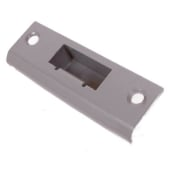 Briton 379MDS Single Door Nightlatch Metal Door Frame Strike Plates)