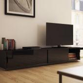 Ducasse 20kg Straight Sliding Cabinet System - 2 metres Track)