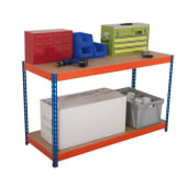 Rapid 3 Workbench - 300kg - 920 x 1500 x 600mm)