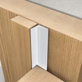 Norsound 710 Perimeter Seal - 2100mm - White - Pack 5)