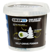 Grip It® Plasterboard  Self Drive - 200 Pack)