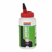 Soudal Trade 30min D4 PU Wood Adhesive - 750g - Brown)